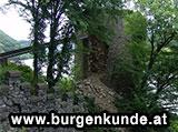 Turm zu Sarmingstein im Strudengau